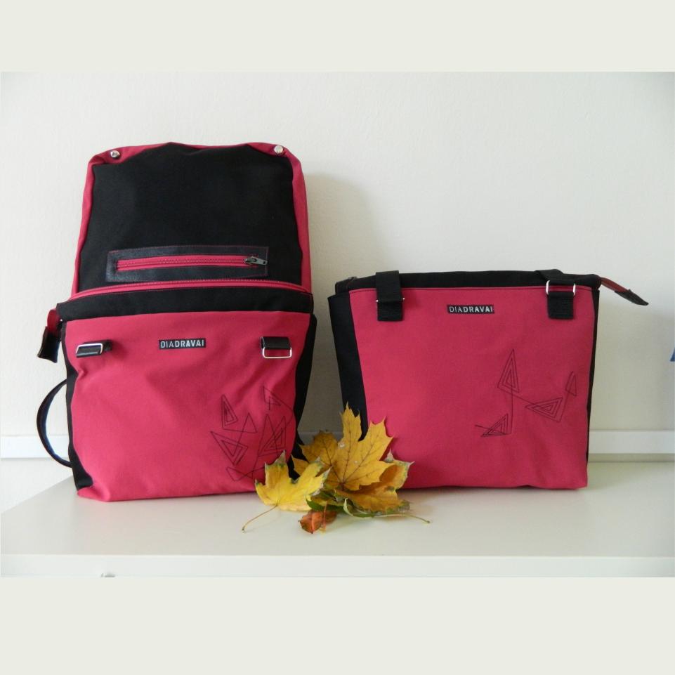 Double D bag
