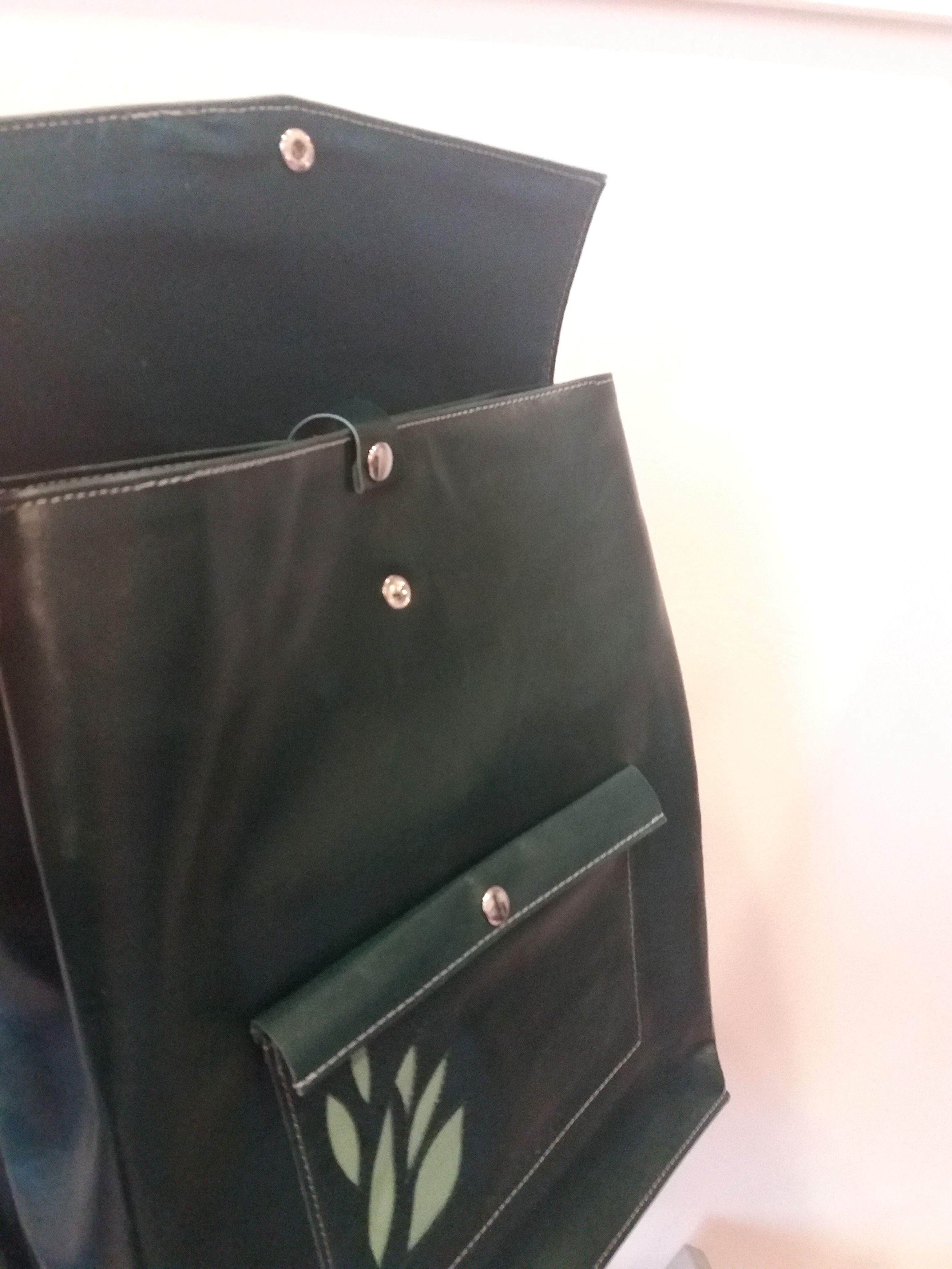 a1ddd11c81e6 Zöld bőr hátitáska – Dia Drávai